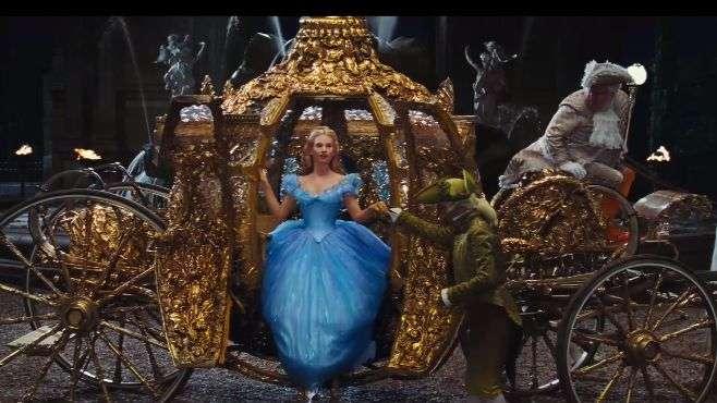 'Cinderella', la película de acción real de Disney