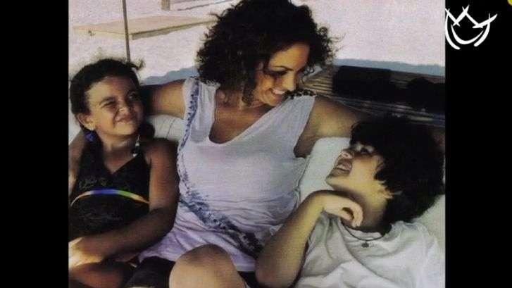 Lucero confiesa lo que más disfruta con sus hijos