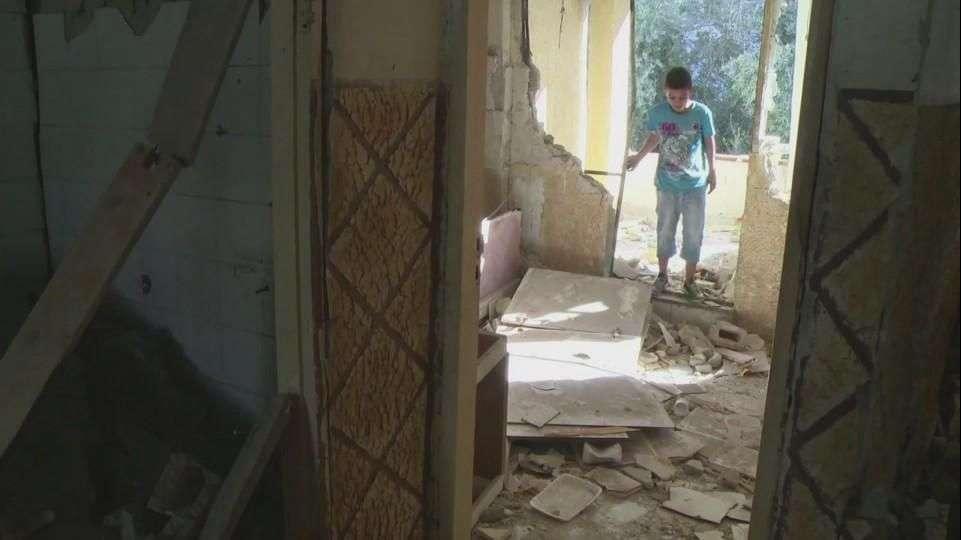 Israel destruye casa de atacante palestino