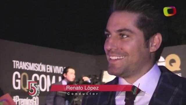 Cinco minutos con: Renato López