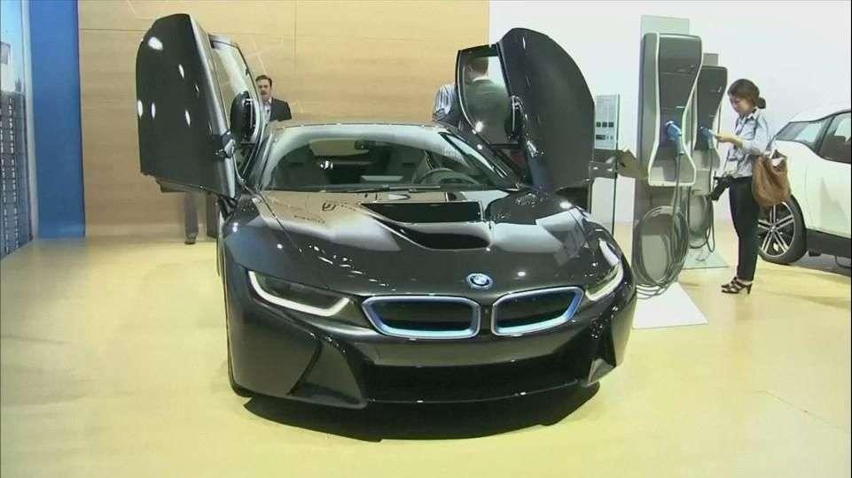 Derrocharán lujo y potencia en el Auto Show de Los Ángeles