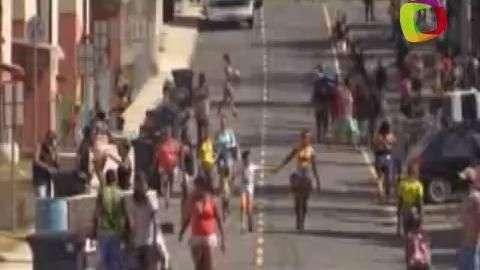 Desalojadas familias de viviendas populares ilegales en Río