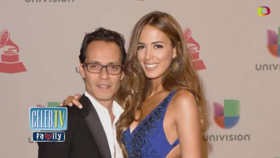 Marc Anthony and Shannon De Lima's Red Carpet Debut!