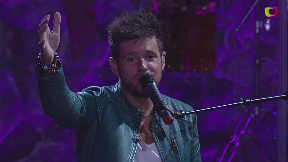 Pablo López provoca sentimientos en su show Terra Live Music en Las Vegas