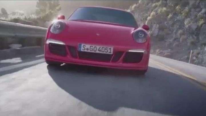 Porsche 911 Carrera GTS, un deportivo de altos vuelos