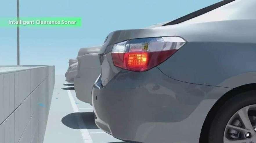 Toyota evitará que te choques al aparcar