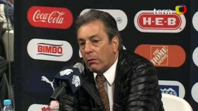 Tomás Boy culpa a cancha del Tec por mal desempeño de Atlas y Rayados