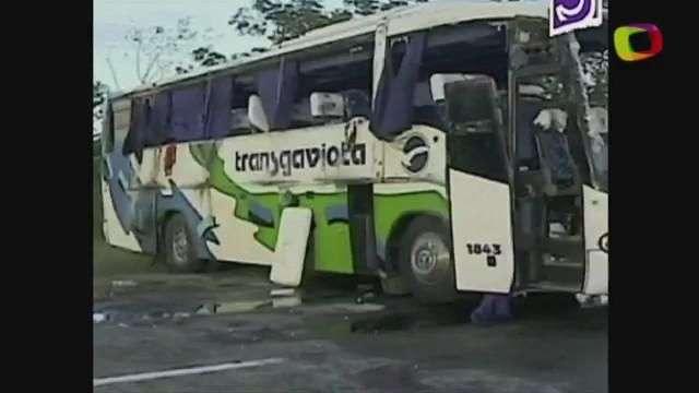 Cuarenta y un turistas franceses heridos por accidente en Cuba