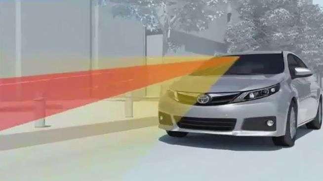 Toyota Safety Sense, la seguridad más completa