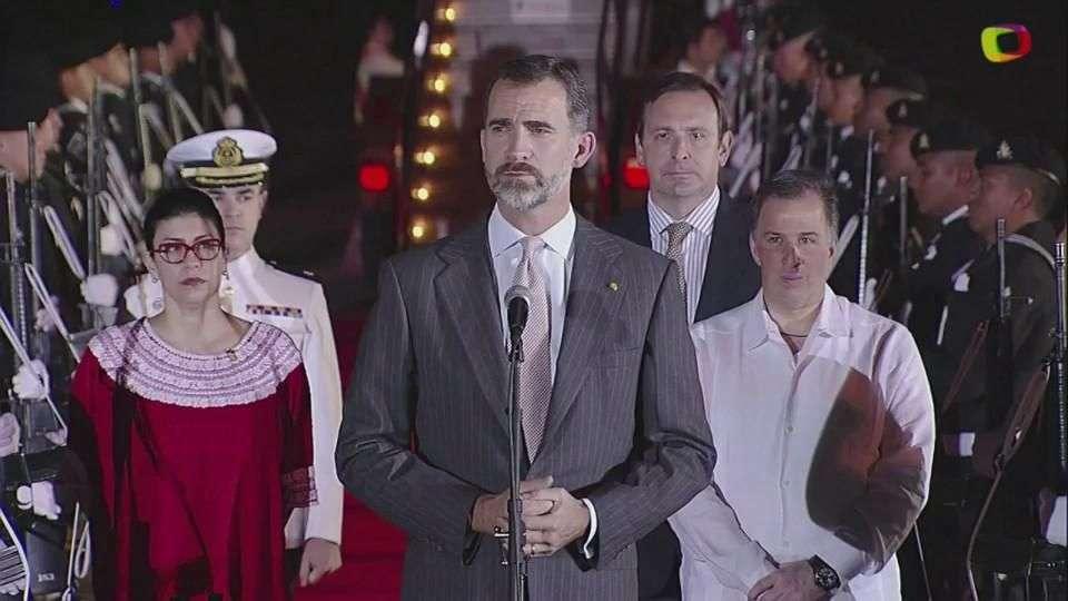 Primera Cumbre Iberoamericana de Felipe VI