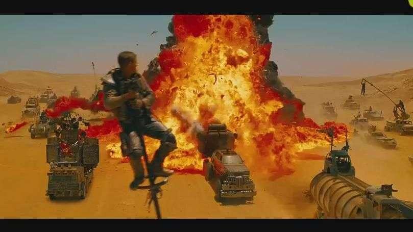 'Mad Max: Fury Road', nuevo y explosivo tráiler