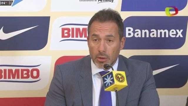 América presenta a Gustavo Matosas como técnico