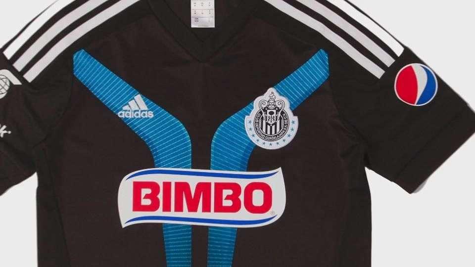 Chivas tiene nuevo uniforme de gala para 2015