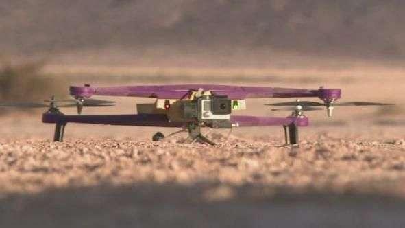CES 2015: Crean drone para selfies extremas