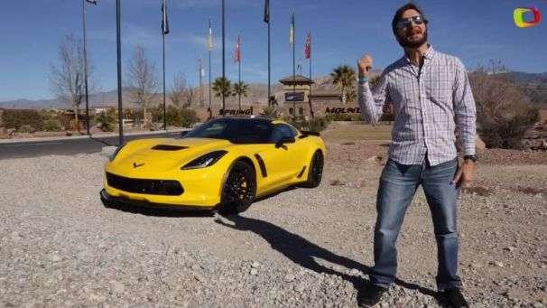 Video: Prueba Chevrolet Corvette Z06 2015