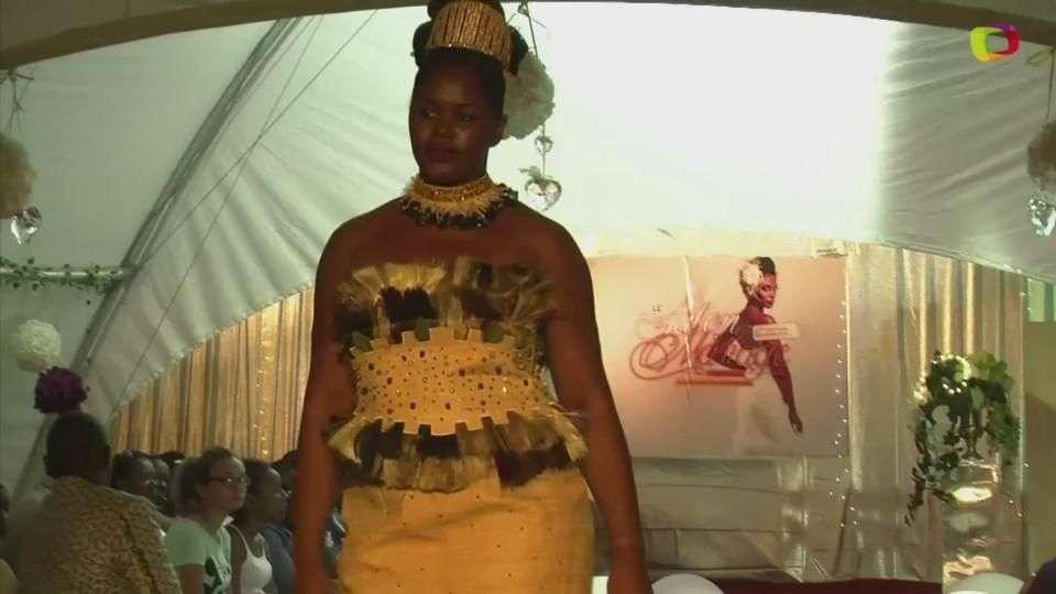 Las curvas envidiables de las mujeres de Gabón