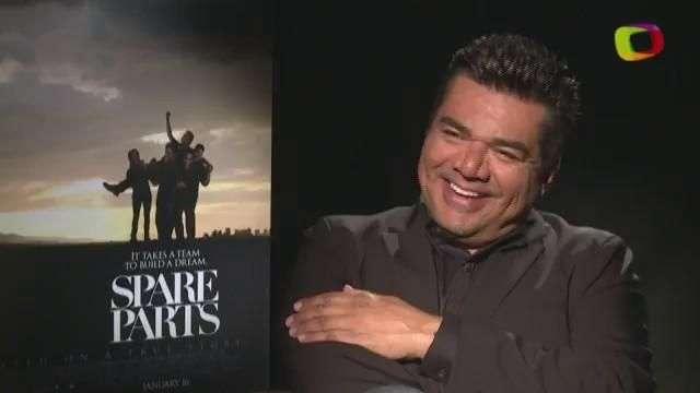 Movies with María presenta a George López