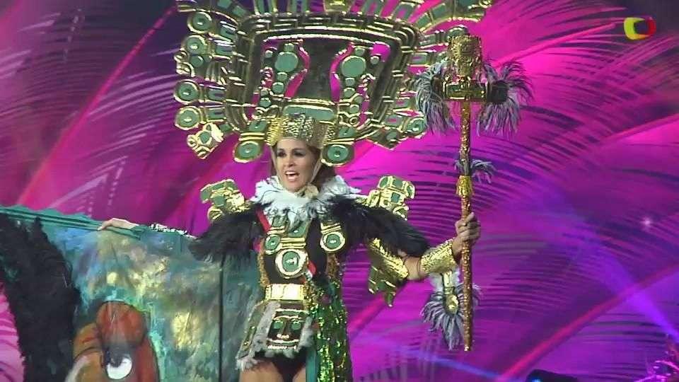 Miss Universo 2015: Las latinas se lucen en Trajes Típicos