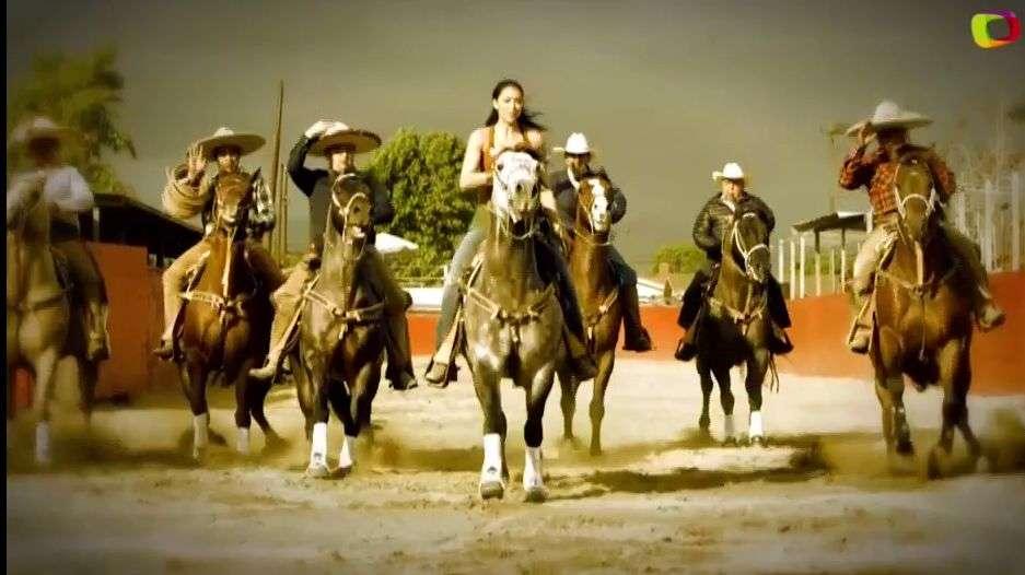 'Los Cowboys', el reality show de los charros de Los Ángeles
