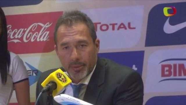 Gustavo Matosas pide paciencia para su proceso