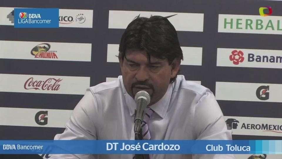 Jornada 3,  José Cardoso, Pumas 3-2 Toluca, Clausura 2015