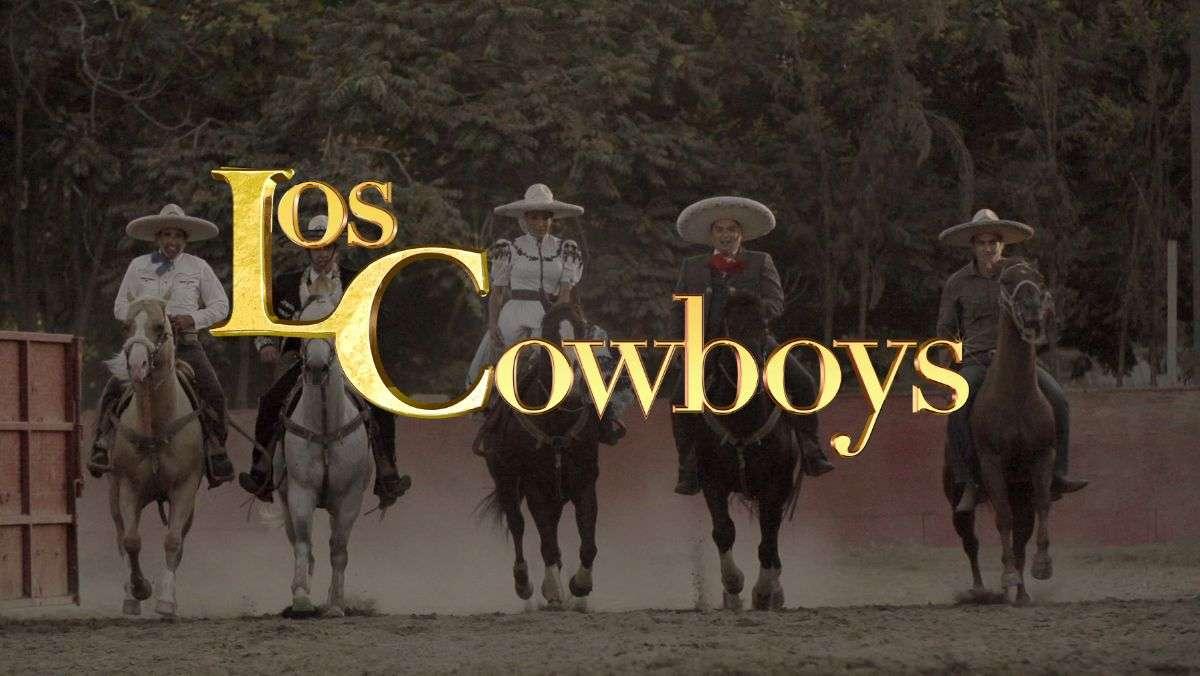 'Los Cowboys', el reality show de los charros modernos