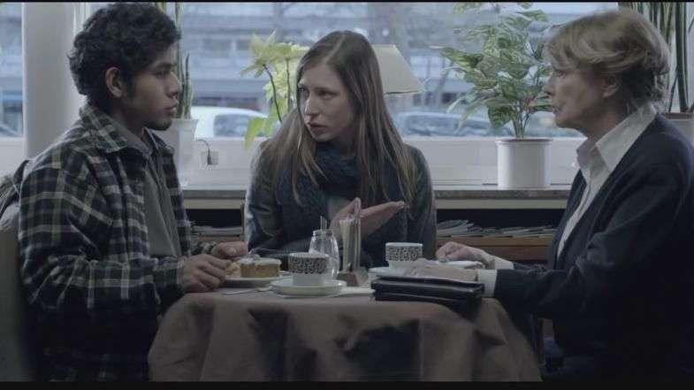 Kristyan Ferrer emotivo arranca una lágrima para 'Guten Tag Ramón'