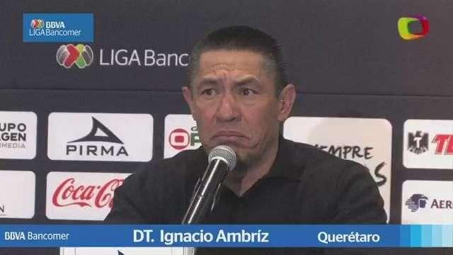 Jornada 4,  Ignacio Ambríz, Querétaro 0-1 Santos, Clausura 2015