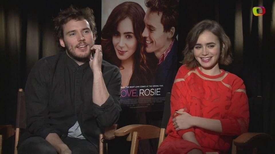 ¿Qué es lo peor que sucede a Lily Collins y Sam Claflin en 'Love, Rosie'?