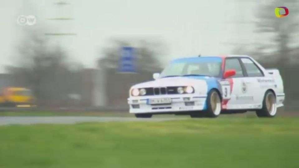 La leyenda BMW M3 de 1988
