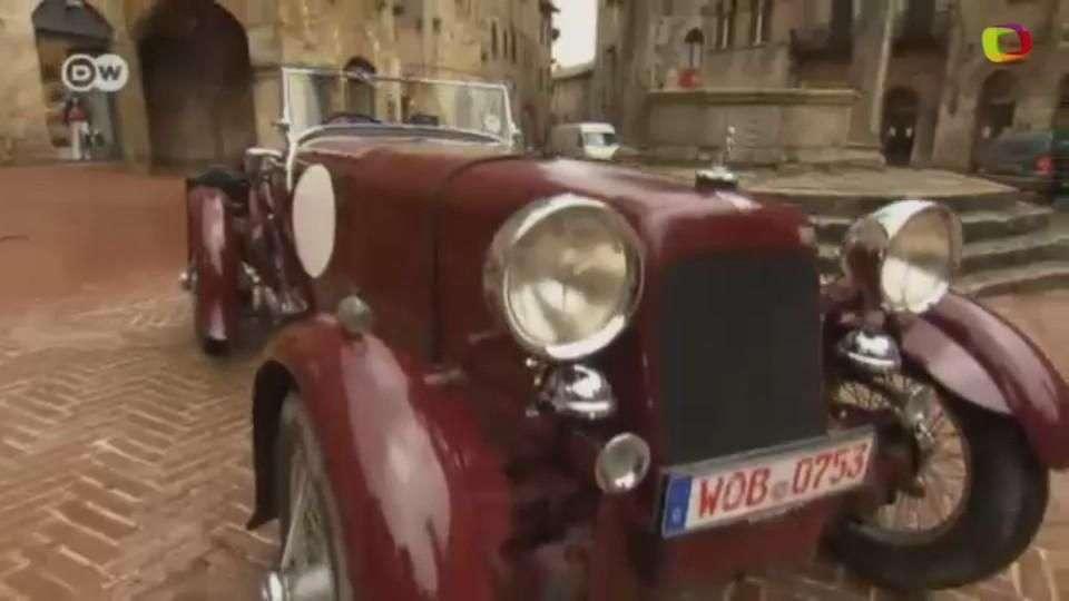 Con estilo: Alvis FWD de 1928