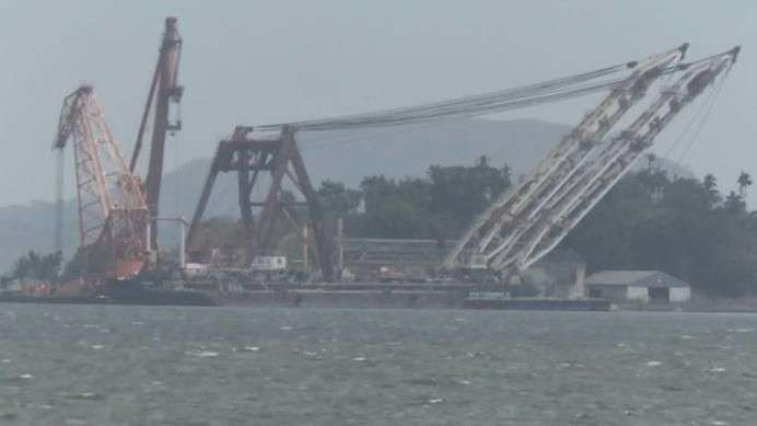 Brasil: Cinco muertos en plataforma petrolera