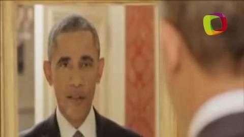 Las muecas de Obama para promover la reforma sanitaria