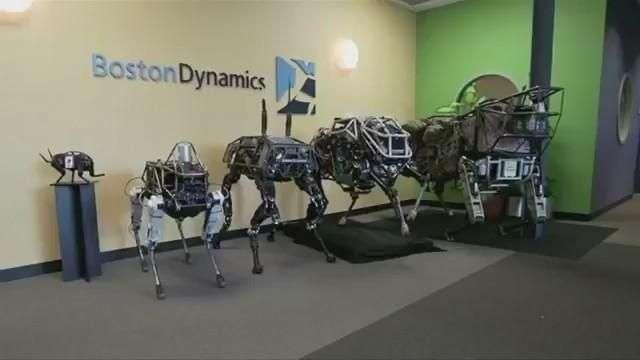 Boston Dynamics ha dado a conocer un nuevo perro robot llamado Spot