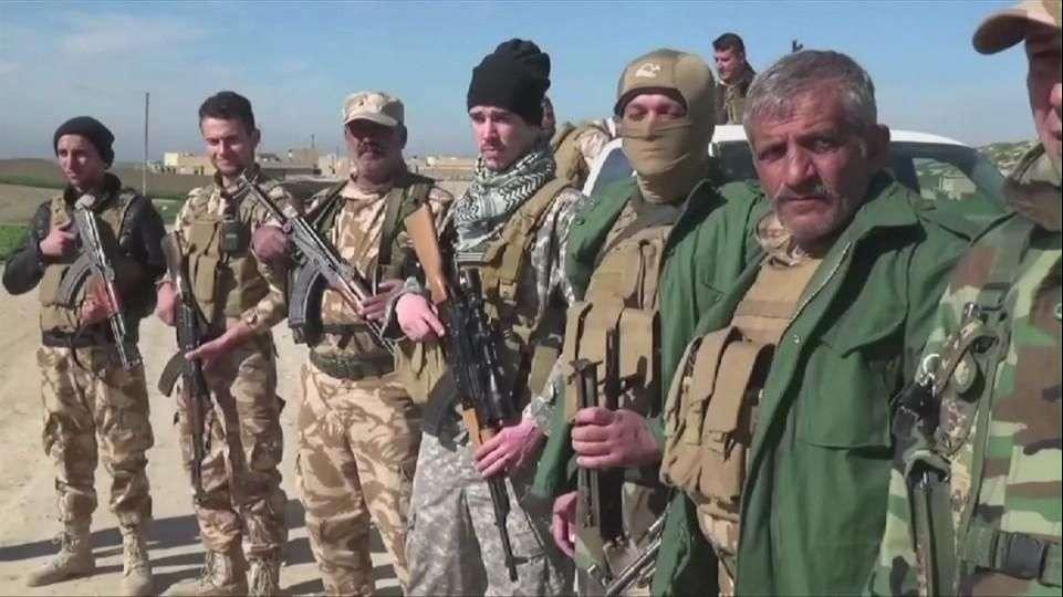 Ex soldados forman milicia para combatir al Estado Islámico