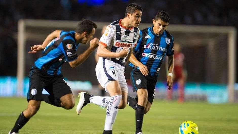 Jornada 7, Rayados 2-1 Querétaro, Liga Mx, Clausura 2015