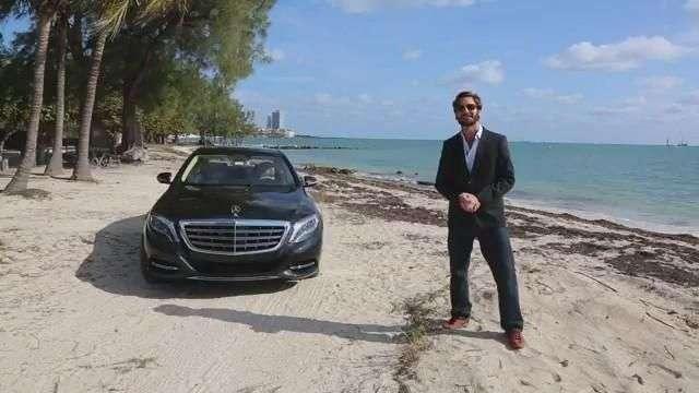 Video: Prueba Mercedes-Maybach S600 2016