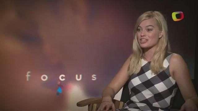 """Margot Robbie nos cuenta su experiencia en """"Focus"""""""