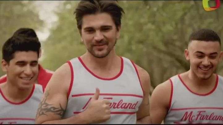 """Juanes se incorpora al mundo del cine en """"McFarland, USA"""