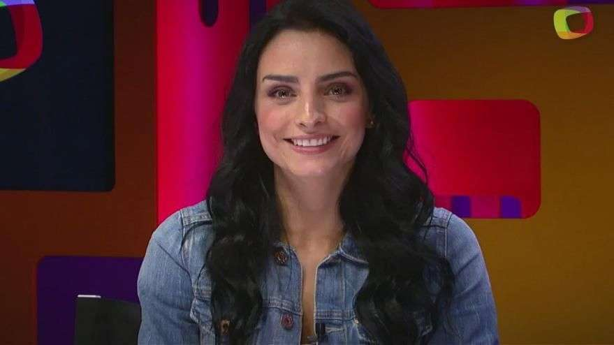 Aislinn Derbez si actuaría en Fifty Shades of Grey con una condición