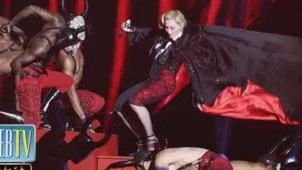 Madonna's Tumble Explained!