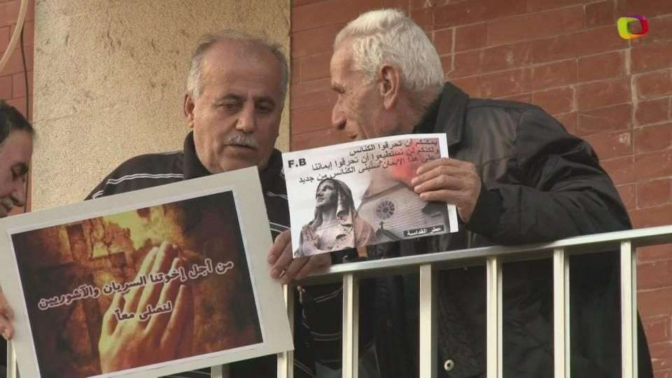 EI secuestra a 220 cristianos asirios