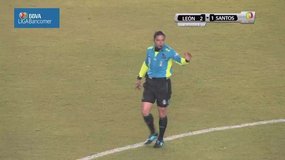 Jornada 8, León 2-1 Santos, Liga Mx, Clausura 2015