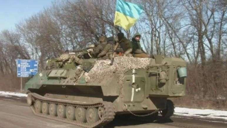 La difícil retirada de armamento en Ucrania