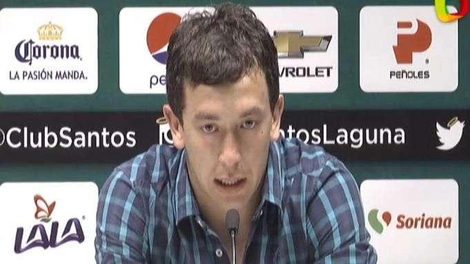 Agustín Marchesín rechaza que mal paso de Santos sea crítico