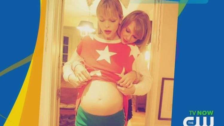 Taylor Swift Is Going to Be A Godmother!