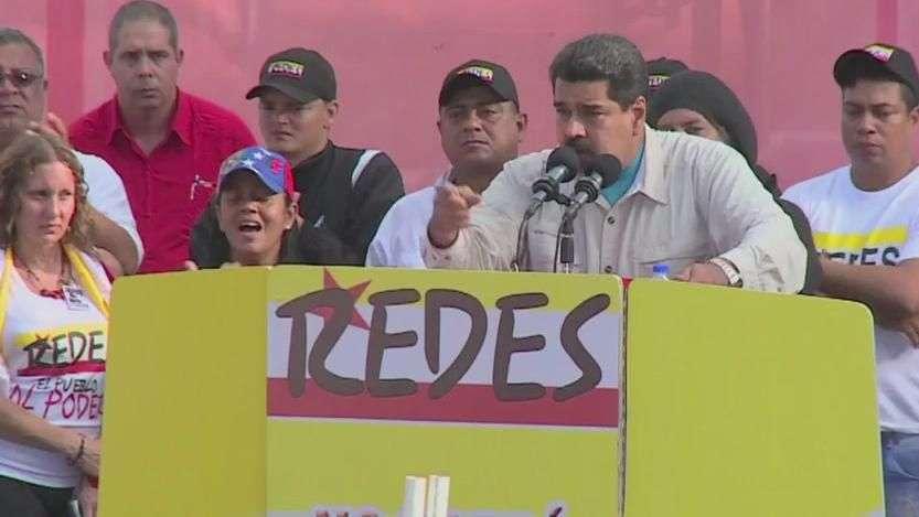 Tensión insostenible entre Venezuela y Estados Unidos