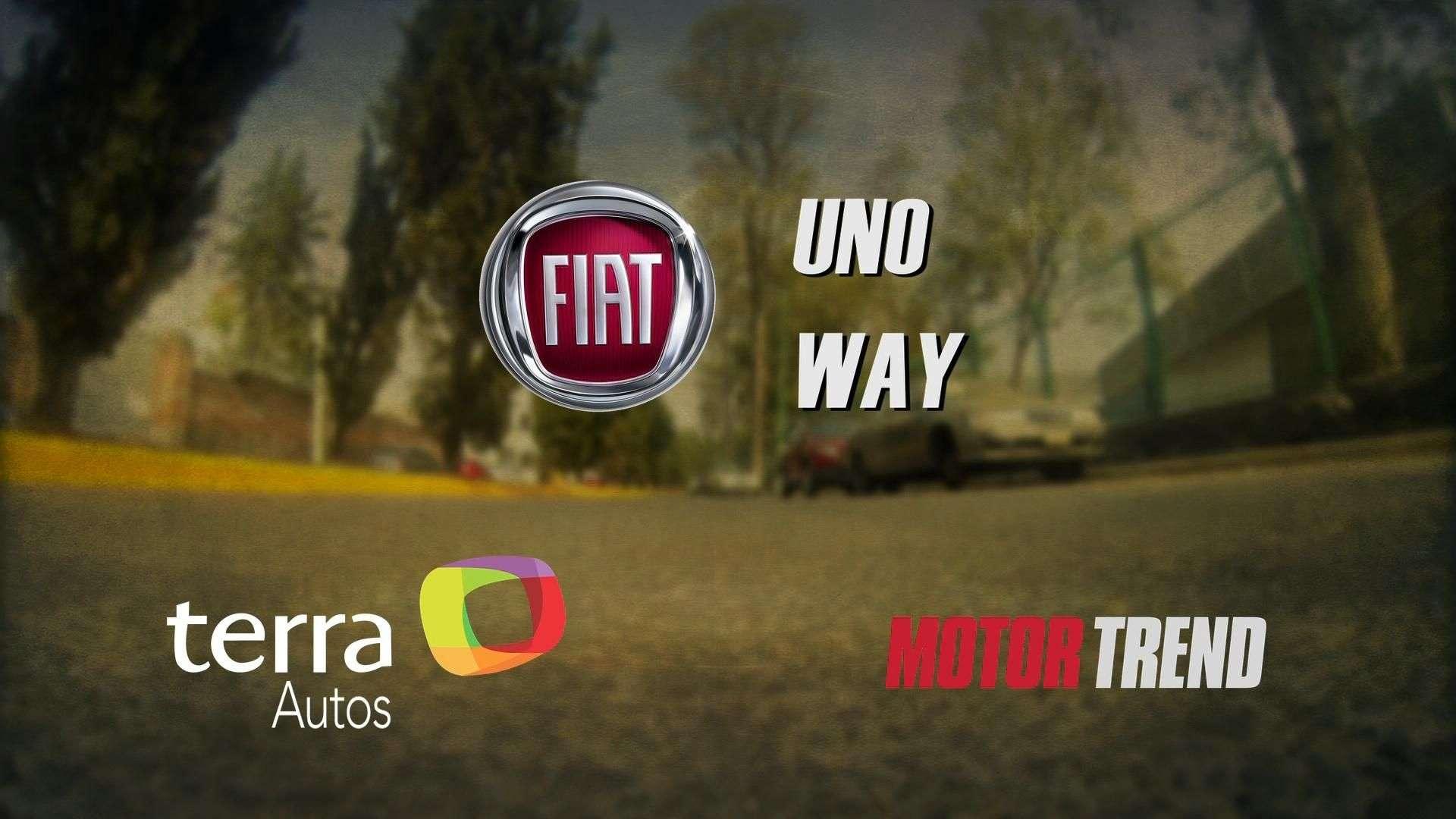 Fiat Uno Way, nuestra prueba de manejo