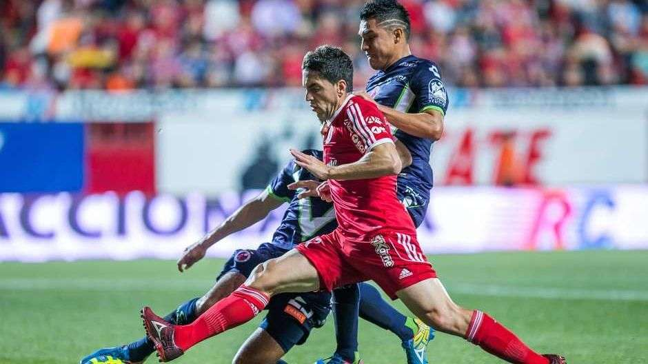 Jornada 10, Tijuana 3-1 Veracruz, Liga Mx, Clausura 2015