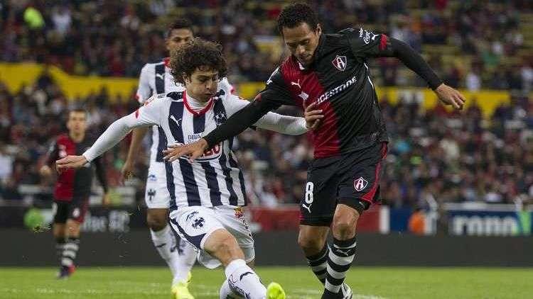 Jornada 10, Atlas 2-1 Rayados, Liga Mx, Clausura 2015